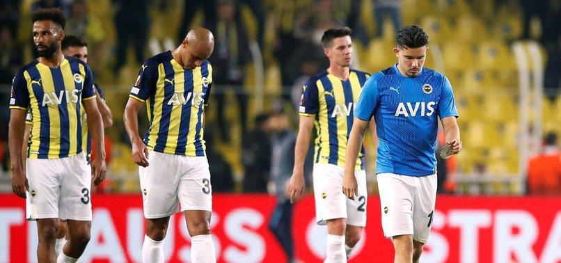 FENERBAHÇE HABERLERİ - Fenerbahçe'nin oyununda ciddi bir gerileme var