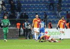 Galatasaray için facia bir durum