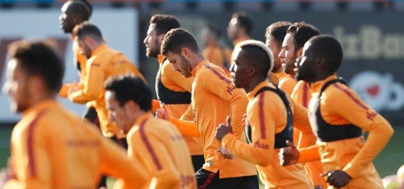 Galatasaray'da Antalyaspor mesaisi sürdü
