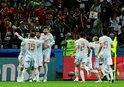 İspanya İranı tek golle geçti