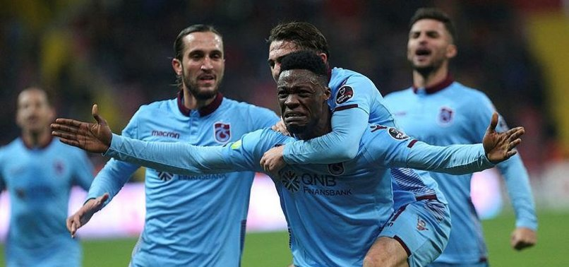 Trabzonspor Barcelona'yı solladı