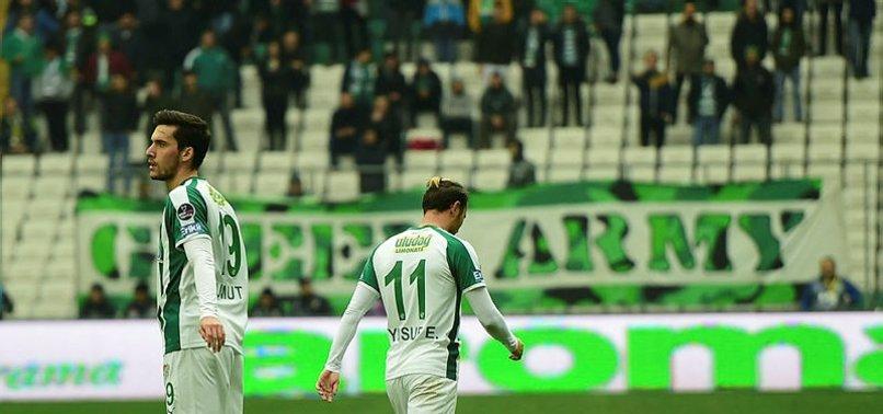 Bursaspor'da Başakşehir maçı hazırlıkları başladı