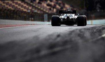 Formula 1'de bir erteleme daha!