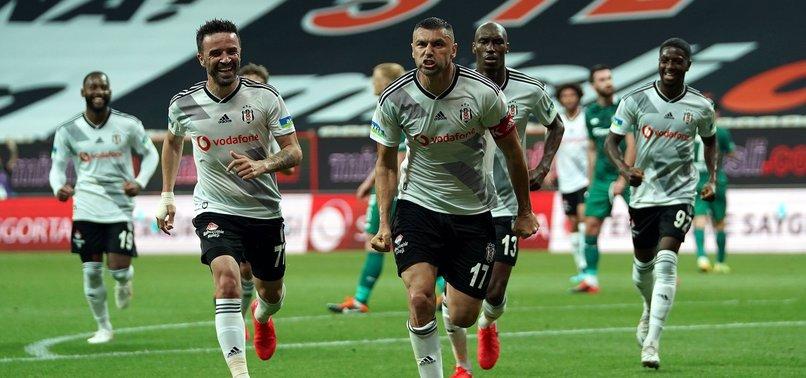 Beşiktaş Kayserispor'un konuğu oluyor! İşte muhtemel 11'ler