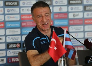 Trabzonspor Başkanı Ahmet Ağaoğlundan transfer müjdesi!