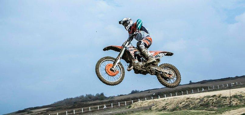 Milli motosikletçilerden Bulgaristan'da ikincilik