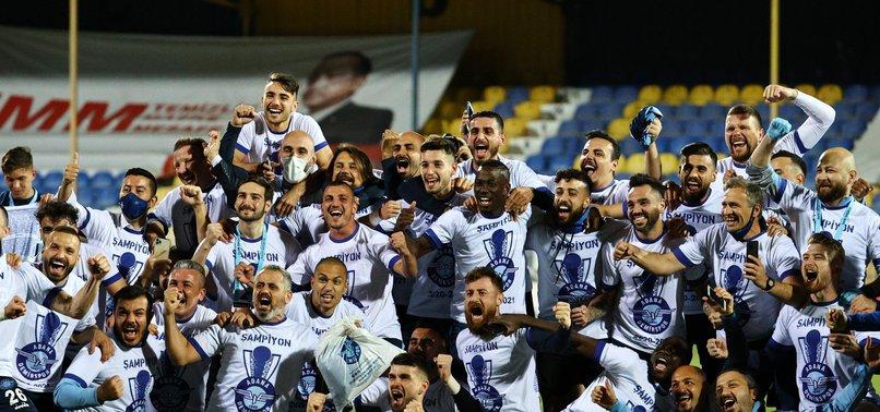 Son dakika spor haberi: Adana Demirspor'un yıldızları Volkan Şen ve Tarık Çamdal A Spor'a konuştu!