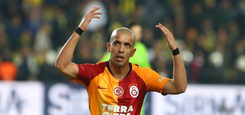 Galatasaray'a Feghouli piyangosu!