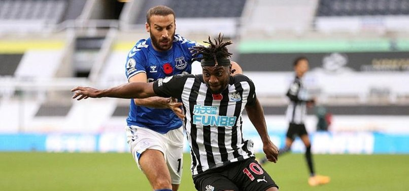 Premier Lig: Newcastle United 2-1 Everton | MAÇ SONUCU | Cenk Tosun'lu Everton deplasmanda kayıp