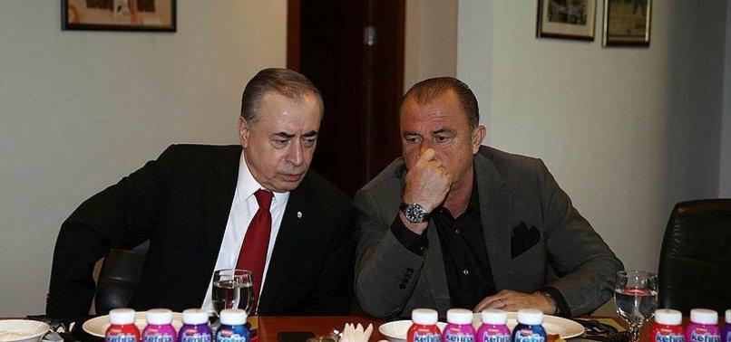 Galatasaray'da Fatih Terim'e flaş sözler! Yalnız hissetmesi gereken kişi Mustafa Cengiz'dir
