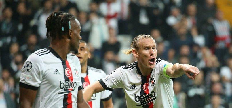 Beşiktaş'ta Sporting mağlubiyetinin perde arkası ortaya çıktı!