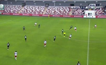 Altınordu 3 - 5 Denizlispor