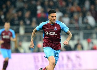 Trabzonsporda Jose Sosa bilmecesi