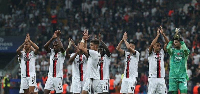 Ajax - Beşiktaş maçı ne zaman? Beşiktaş Ajax maçı saat kaçta ve hangi kanalda? | UEFA Şampiyonlar Ligi