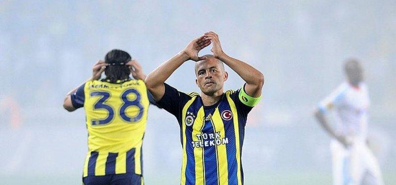 UEFA'dan Alex'e onur