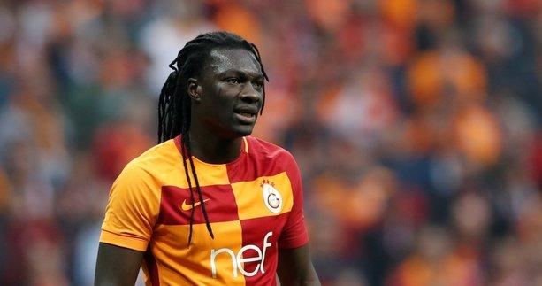 Bafetimbi Gomis Fenerbahçe ve Beşiktaş'ı es geçti