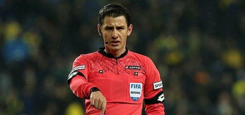 UEFA'dan Türk hakemlerine görev