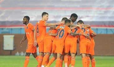 Başakşehir ligde ilk galibiyetini aldı