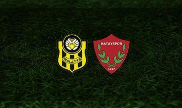 Yeni Malatyaspor - Hatayspor maçı saat kaçta ve hangi kanalda?