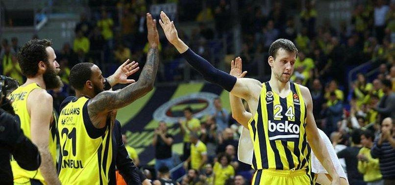 Fenerbahçe Beko'nun rakibi Barcelona