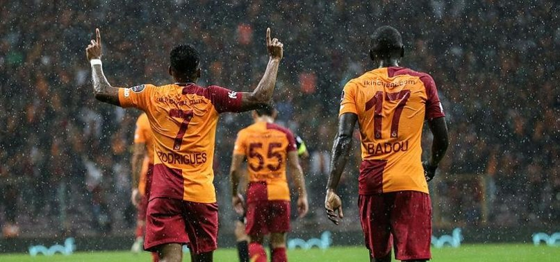 Galatasaray'dan dört dörtlük zafer!