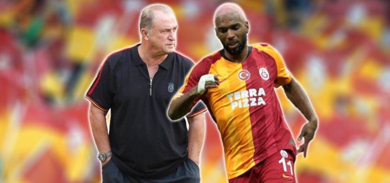 Galatasaray'da Fatih Terim'den sürpriz Ryan Babel kararı!