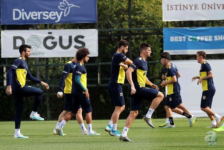 Fenerbahçe'de üç ayrılık birden!