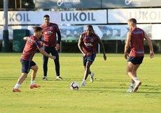 Trabzonspor, Sivasspor maçına hazır