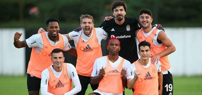 Beşiktaş'ta Malatyaspor hazırlıkları devam ediyor