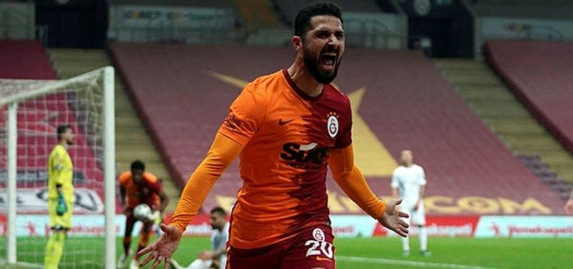 Galatasaray derbide hangi formayla sahada?