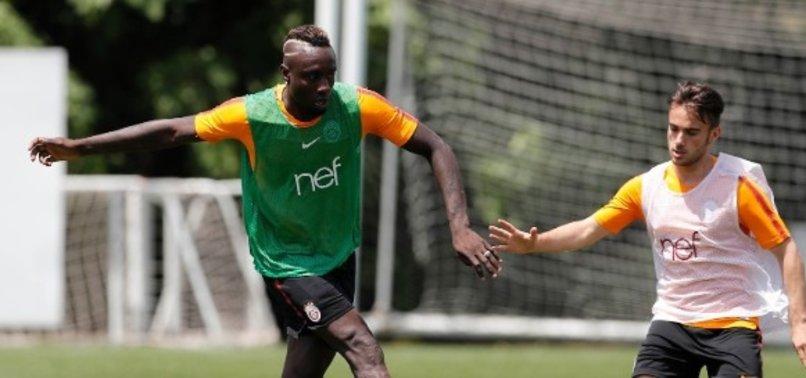 Galatasaray'da Demir Grup Sivasspor maçı hazırlıkları