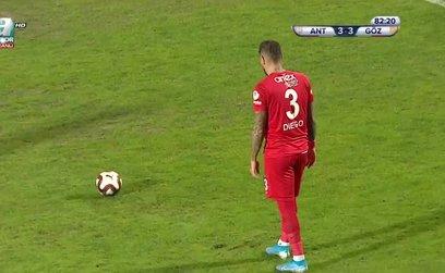 Antalyaspor 4-3 Göztepe