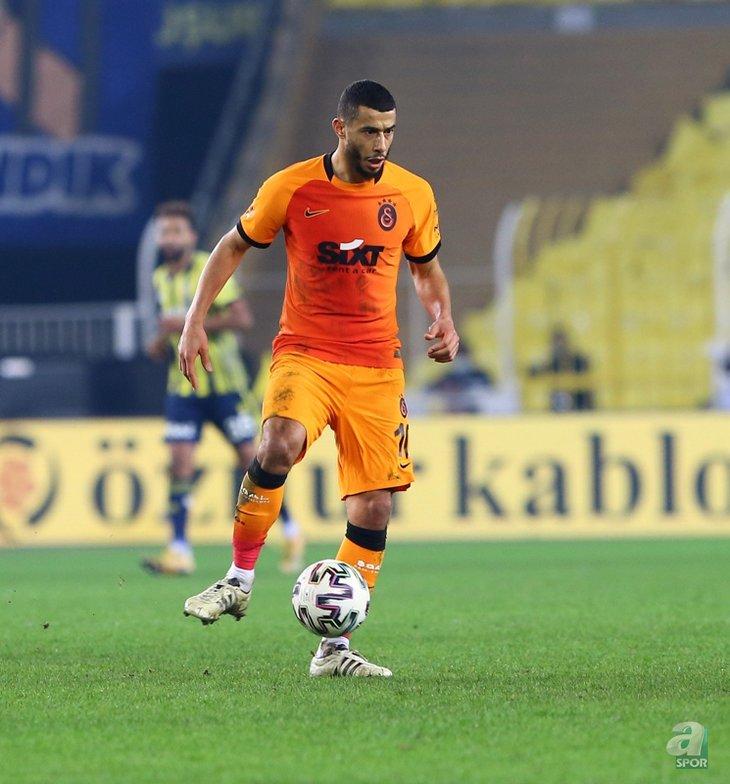 Son dakika spor haberleri: Galatasaray'da Fatih Terim düğmeye bastı! Transferde flaş Belhanda detayı