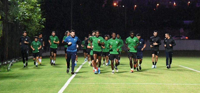 Denizlispor'da Konyaspor maçı hazırlıkları