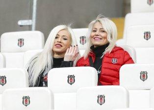 Beşiktaş - Bursaspor maçından kareler!