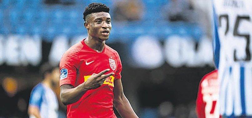 Galatasaray'dan Gana'ya harekat