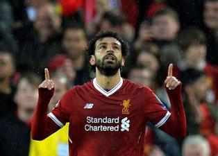 Muhammed Salah attı, sosyal medya çıldırdı!