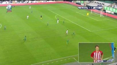 Bursaspor 1-1 1461 Trabzon