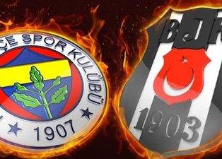 Fenerbahçe ile Beşiktaş'tan dev transfer savaşı! İşte hedefteki isim