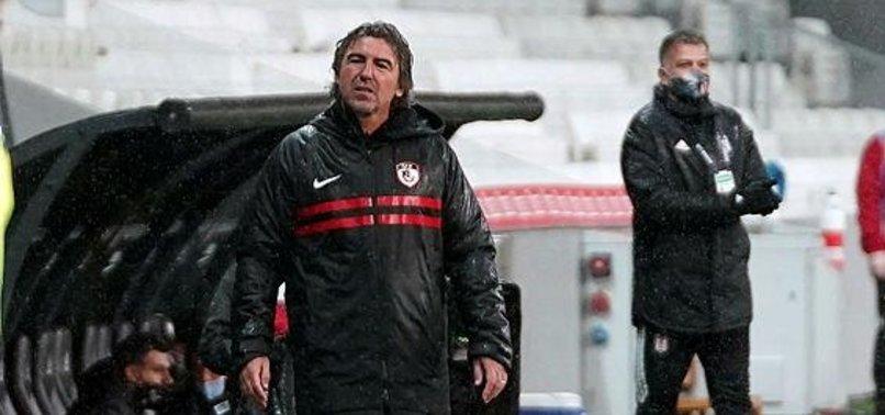Ricardo Sa Pinto Beşiktaş - Gaziantep FK maçı sonrası konuştu! Kendi hatamız nedeniyle mağlup olduk