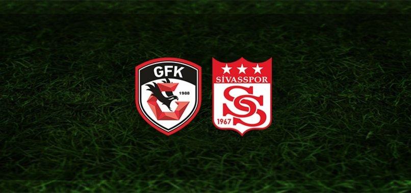 Gaziantep FK - Sivasspor maçı ne zaman, saat kaçta ve hangi kanalda? | Süper Lig