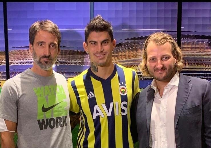 Son Dakika Transfer Haberi Fenerbah U00e7e Diego Perotti U0026 39 Yi