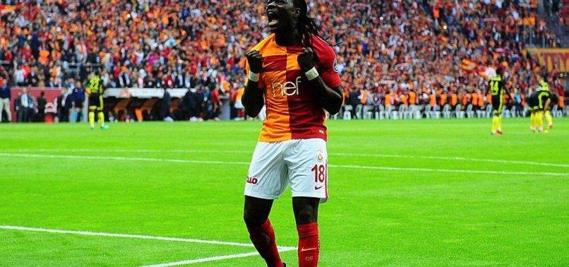 Gomis'ten Galatasaray paylaşımı!