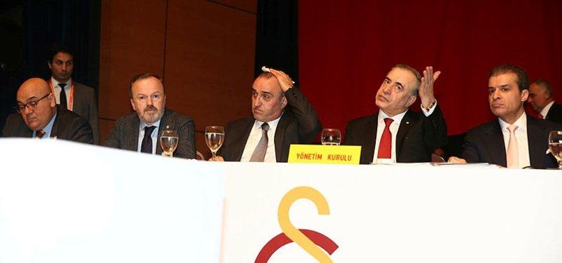 Galatasaray'da seçim için geri sayım