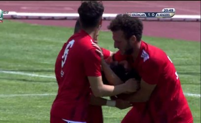 24 Erzincanspor 1-0 Muş Menderesspor