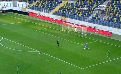 Gençlerbirliği 2-0 Osmaniyespor