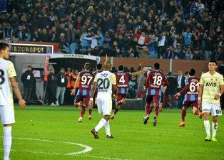 Trabzonspor - Fenerbahçe maçı sonrası sosyal medya yıkıldı!