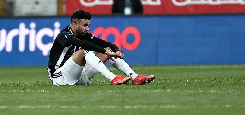 Ghezzal Beşiktaş'a yetmedi