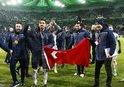 Başakşehir Almanları yıktı tarih yazdı! İşte UEFA ülkeler sıralamasında son durum