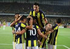 Fenerbahçenin gençleri mest etti!